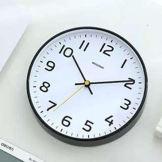Contemporary Classics Small Clock | Stand Clock | Wall Clock