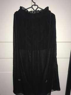 Transparant skirt / rok