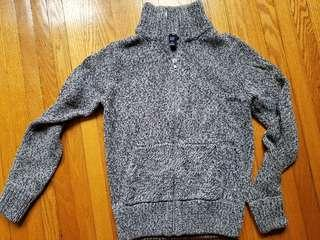 Gap womens crew zip sweater. New condition. Size small.  Gerrard and Main street for $8 or Yorkville for $10.