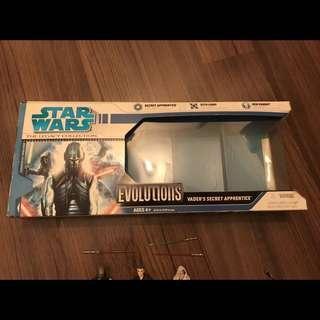 Star Wars The Legacy Collection Evolutions Vader's Secret Apprentice Galen Marek Sith Stalker