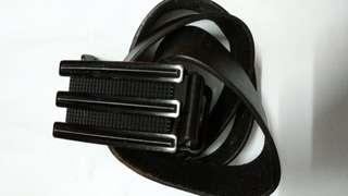 Adidas Trohpy Golf Leather Belt