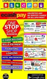 One stop shop business