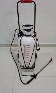 Pressurized Sprayer