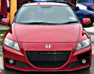 HONDA CR-Z 1.5 FULLSPEC PADLE SHIFT MODE SPORT
