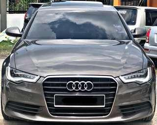 AUDI A6 2.0T HIGHSPEC NEW & LATEST FACELIFT