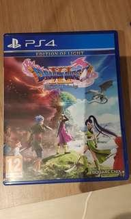 Ps4 Dragon quest echoes of an elusive age