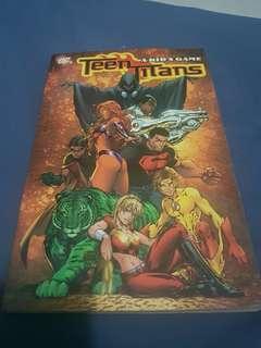 Teen Titans A Kid's Game