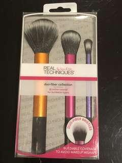 Real Techniques Duo Fiber Collection Brushes
