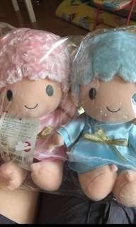 Little twin star 公仔