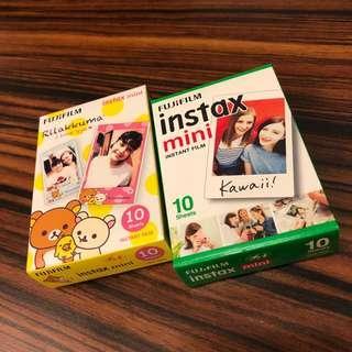 🚚 全新 Instax Mini 拍立得 底片 拉拉熊 & 空白