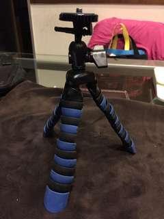 🚚 日本ETSUMI 小腳架(藍色)