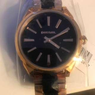 DIESEL WATCH NEW