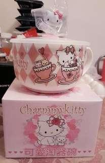 🚚 可愛陶瓷碗