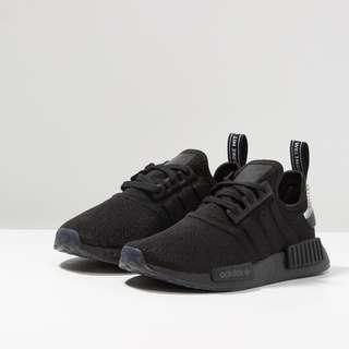 ee69e1a86 Authentic Adidas NMD R1 Core Black   White