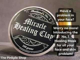 Thailand's No. 1 Miracle Healing Clay (SALE with Freebies)