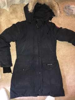 Canada goose jacket size small