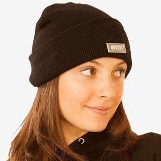 LED Light Up Beanie Hat- Black