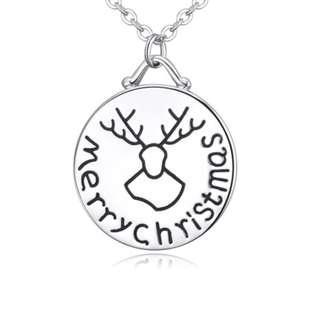 Reindeer Charm Pendant