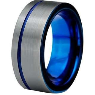 Tungsten Carbide Ring 10mm width