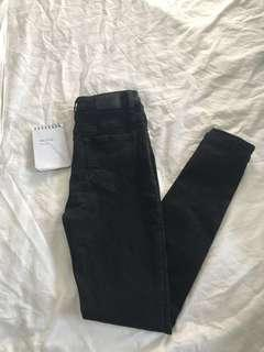 brand new glassons high waisted jeans