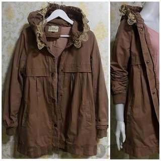 Old Rose Coat