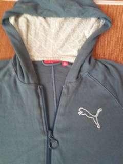 Authentic PUMA Ladies' Hooded Jacket