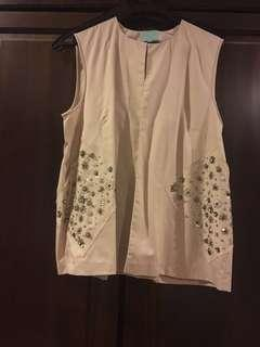 PRELOVED SODAGAR EMBELLISHED VEST