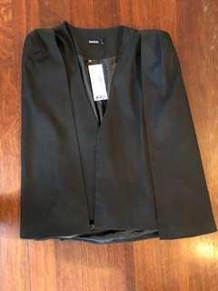 🌺Boohoo cape jacket