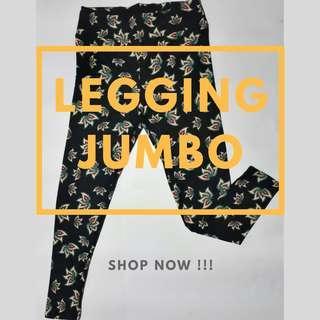 Legging senam jumbo