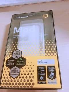 全新 mod透明版➕犀牛盾手機殼