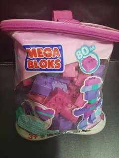 Mega bloks building blocks