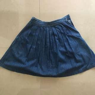 CK Denim Skirt
