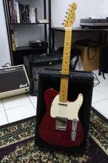 Fender Telecaster MIJ TL72-65 with Hardcase