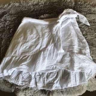 Size 10 wrap skirt