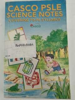 🚚 Science notes guide