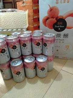 Taiwan Fruit Beer🍻
