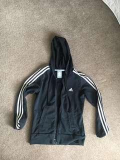 Adidas womens zip up hoodie