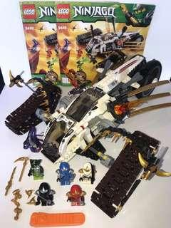 Lego Ninjago model 9449