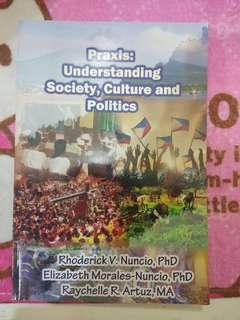 UCSP Book: Understanding Society, Culture and Politics