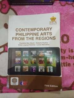 Contemporary ph arts from regions Book