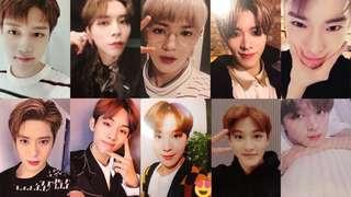 SHARING!!! NCT 127 'Regulate' Photocards