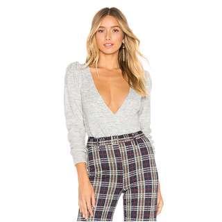 Revolve Tularosa Della Sweater in Grey - Small