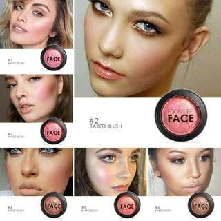 Focallure Baked Blush On ready Stock