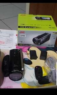 jvc 攝影機gzgx1