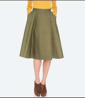 uniqlo 女裝裙