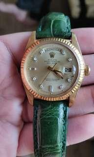 Rolex 1803 Day-date Diamond Dial