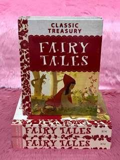 Classic Treasury- Fairy Tales
