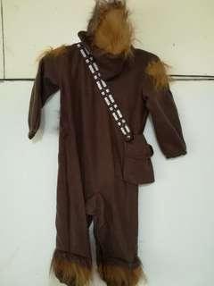 Starwars costume - Chewbacca