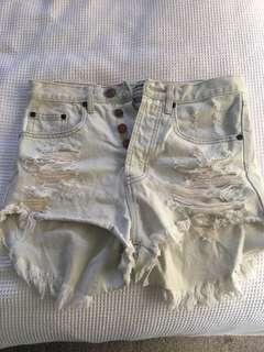 One Teaspoon shorts