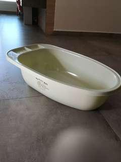 To bless: baby bath tub
